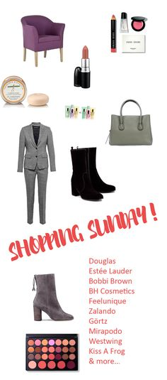 Heute, am 18.09. gibt es megatolle Deals beim Online-Shoppen, ob Beauty, Fashion oder Interior!
