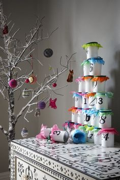 Kids' Advent Calender - a bit different