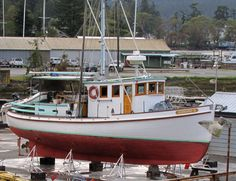 Salty Trawler