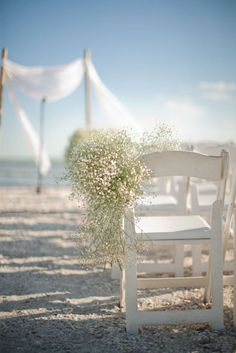Baby's Breath will be epic at your wedding, sweetheart. I agree with you, you must utilize it somehow.