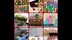 juguetes para niños con materiales reciclados Infant Activities, Activities For Kids, Crafts For Kids, Toddler Preschool, Art Plastique, Ideas Para, Advent Calendar, Holiday Decor, Home Decor