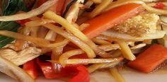 Basil Stir-Fry : Recipe Select