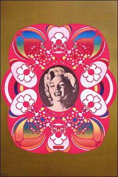 Marilyn Peter Max 1967