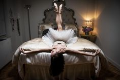 Intimate Photos Take You Inside The Bedrooms Of NYC's Ballerinas