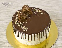Kinder Maxi King torta - CAKEség Maxi King, Tiramisu, Cheesecake, Food Porn, Ethnic Recipes, Caramel, Kids, Cheesecakes, Tiramisu Cake