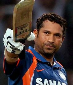 Sachin Tendulkar a demi god for Indians.Crickets catches collective imagination of Indians like no other sport can.