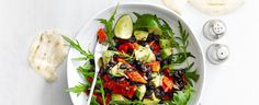 A quick and easy Tex-Mex, black bean and avocado salad - perfect for midweek.