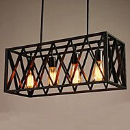 4+Light+Nordic+Creative+Personality+Retro+Lighting+Restaurant+Lights+Bar+style+Iron+industry+Chandelier+for+Living+Room+–+NZD+$+263.78