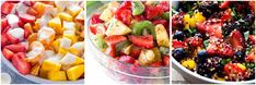 50 Best Fruit Salad Recipes - Prudent Penny Pincher