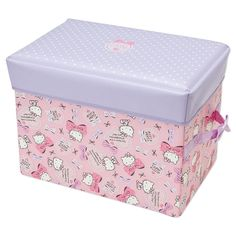 Hello Kitty Sanrio stool box online shop - official mail order site