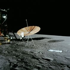 Apollo 15 mission. July 26, 1971 - August 7.