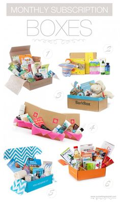 Monthly Subscription Boxes | Gifts | Women | Men | Children | Natural | Organic | Surprise | Inspiration | Style | Food | Beauty | Snacks | www.somethingneutral.com