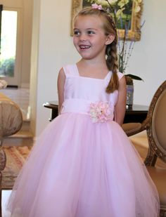 6c49351682f Venice Tulle Skirt Girls Special Occasion Dress