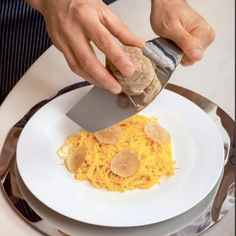 Alba Truffle Slicer by Alessi of Italy