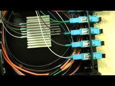 FiberOptic networks quick overview