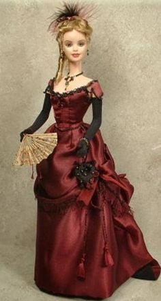 Victorian Crawford Manor Doll