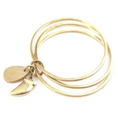 Jewellery   Adèle Dejak  recycled brass  #jewellery #bags #reclaimed #Africa