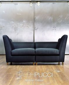Andree Putman...... Ralph Pucci