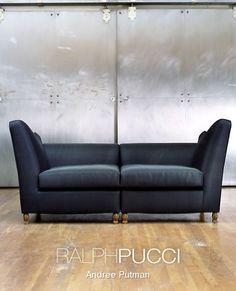 Andree Putman...... Ralph Pucci sofa