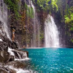"""""""Raw beauty and power of Tinago Falls Iligan City, Philippines"""""""