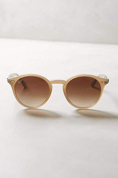 Ray-Ban Round Sunglasses - #anthrofave