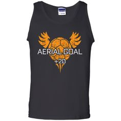 Aerial Goal - 100% Cotton Tank Top