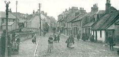 Townhead St. Beith, Ayrshire 1898