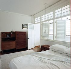 Mid-century modern flats that invoke nostalgia