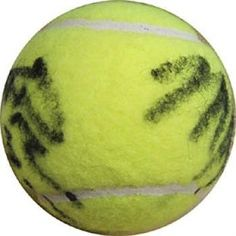 Mike & Bob Bryan Autographed Tennis Ball – Autographed « Store Break