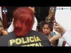 Polcias vs Mujeres Indigenes en Campeche, Ciudadanos al rescate
