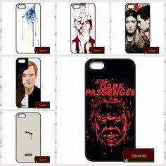 Dexter Morgan Fan Art Poster Cover case for iphone 4 4s 5 5s 5c 6 6s plus samsung galaxy S3 S4 mini S5 S6 Note 2 3 4  DE0068