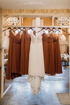 Stand out in your perfect white wedding dress with Kennedy Blue's bridesmaid dresses in the color 'Spice'. This stunning orange color is a crowd favorite for those dreaming of a fall wedding. Kennedy Blue offers 100+ styles, 50+ colors, sizes 00-32 that are easy to mix & match with other styles. Find your perfect bridesmaid dress online at Kennedy Blue! // orange bridesmaid dress // orange bridesmaid dress // orange bridal party // orange themed wedding // spice orange bridesmaid gown