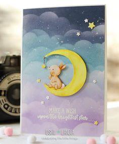 Found on Friday (on Thursday) Kids Cards, Baby Cards, Happy Balloons, Tarjetas Diy, Mama Elephant Stamps, Elizabeth Craft, Elephant Design, Scrapbooking, Marianne Design