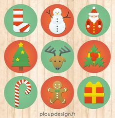 Christmas Special Icons Set. Free for commercial use - Download : https://www.iconfinder.com/iconsets/christmas-special  #christmas