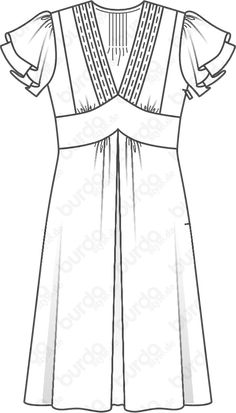 Schnittmuster Kleid 12/2011 #107