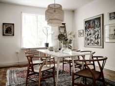 the warmth of natural wood (via my ideal home and Stadshem|credits JONAS BERG Photography)