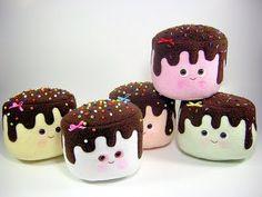 marshmallows!!! ADORABLE!!!