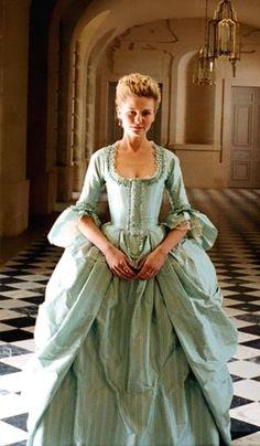 "Costume for ""Marie Antoinette"" of Sofia Coppola Marie Antoinette Film, Costume Marie Antoinette, 18th Century Dress, 18th Century Fashion, Historical Costume, Historical Clothing, Rococo Fashion, Vintage Fashion, Classic Fashion"