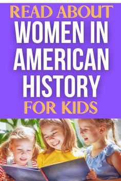 Need American history lessons? Try these inspirational women in history books. Also great for Women In History Month and International Women's Day. #lessons #historylessons #womeninhistory #homeschooling Teacher Lesson Plans, Free Lesson Plans, Preschool Lesson Plans, Women In American History, American History Lessons, Inspirational Women In History, History Books For Kids, Bible Lessons For Kids, Teaching Writing