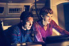 images for star trek enterprise tv series   Les autorités Terriennes et Vulcaines sont partagées quant au sort ...