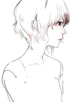 Image via We Heart It https://weheartit.com/entry/161072208/via/25910121 #animegirl #art #arte #cute #naked #pretty
