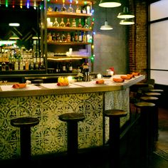 Modern Mexican Restaurants | Food & Wine- bar front