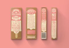 Dr Feelgood Ice Pops on Packaging of the World - Creative Package Design Gallery