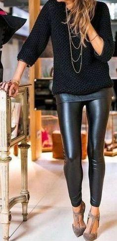83 fantastiche immagini su Pantaloni in Pelle | Pantaloni