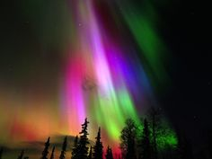 Spectacular Aurora Borealis Photos Taken This Week