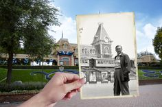 """""""The idea of Disneyland is a simple one. It will be a place for people to find happiness and knowledge."""" - Walt Disney"""