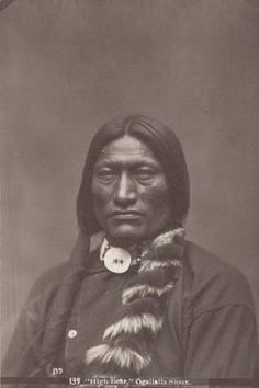 High Bear - Oglala - circa 1880