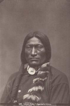 High Bear - Oglala - circa 1880