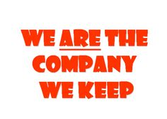 So find the best.  #company