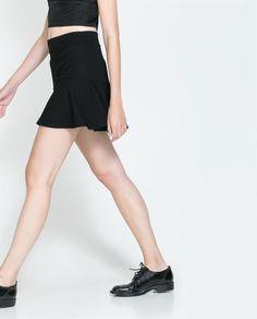 FLARED SKIRT - Skirts - TRF | ZARA Canada